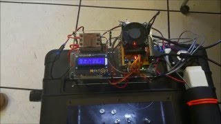 Scintillation Detector Test - Temperature