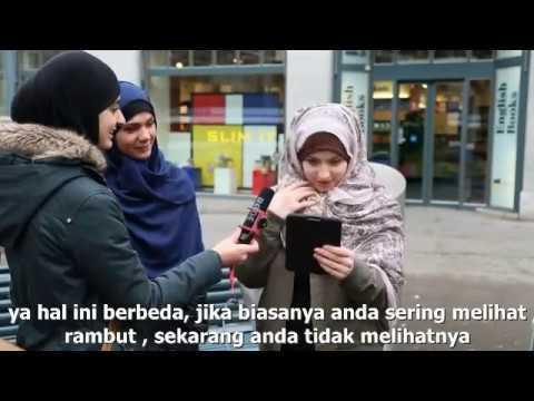 Reaksi Non-Muslimah saat Pertama Kali Mengenakan Jilbab