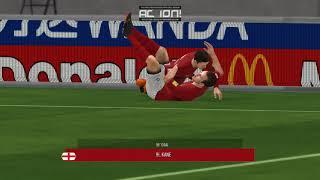 England vs Tunisia / FIFA World Cup 2018 Russia / Mod In FIFA 14