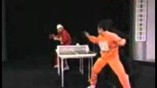 Matrix Ping Pong - Funny Videos