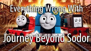 Everything Wrong With Journey Beyond Sodor