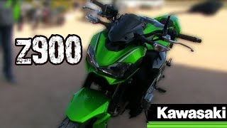 KAWASAKI Z900 (2017): Il Test Ride di Borjapaco
