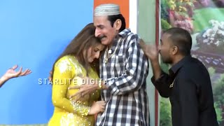 Saroor New Pakistani Full Comedy Funny Stage Drama 2016