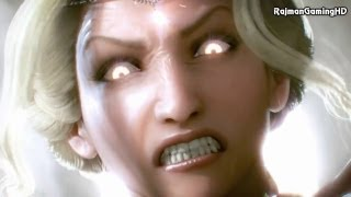 Tekken Tag Tournament 2 - 'Console Opening Cinematic' TRUE-HD QUALITY