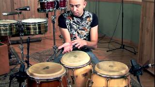 Roberto Serrano - CONGA GOLPES BASICOS - Video Instruccional