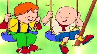 Funny Animated cartoons for Kid | Caillou