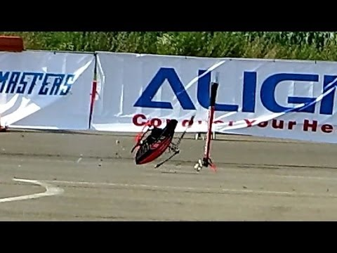RC HELICOPTER CRASH COLLECTION OF THE HELI-MASTERS 2014 IN VENLO NETHERLANDS *1080p60fpsHD*