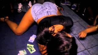 Twerk Contest #2 Hosted By Hussles at the Argyle. (( Shot By $murf ))