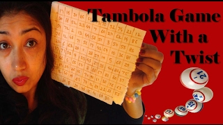 Tambola Game With a Twist: Kitty Party Games