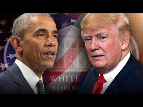 President Trump criticizes Obama s foreign policy legacy