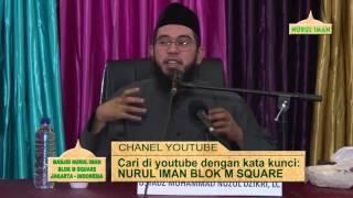 Adab dan Hukum di Sosial Media (Ust. Muhammad Nuzul Dzikri, Lc)