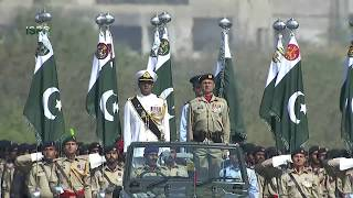 Pakistan Day Parade 23 March 2018 | Full HD | Part 2 of 3