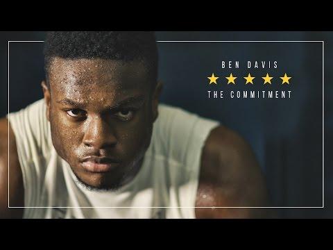 5 Star linebacker Ben Davis announces his commitment