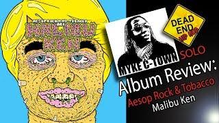 "Aesop Rock & Tobacco ""Malibu Ken"" Review   DEHH"