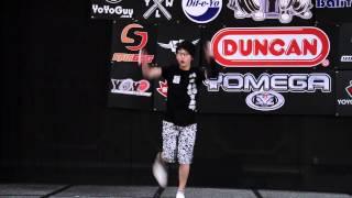 YoYoFactory and C3 Present: 2012 World YoYo Champion 2A Shu Takada