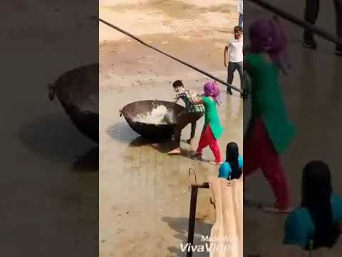 Xxx Mp4 Haryanvi Desi Holi Water And कोल्ढ़ा Devar And Bhabhi Like Comment And Subscribe 3gp Sex
