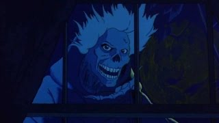 Creepshow 1982 Intro - Ghost Animation HD