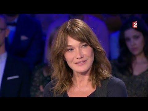 Xxx Mp4 Carla Bruni On N Est Pas Couché 18 Novembre 2017 ONPC 3gp Sex