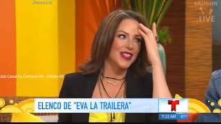 Elenco Eva La Trailera En un nuevo dia #Gran final Parte 1