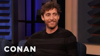 """Thomas Middleditch Auditioned For Jesse Eisenberg's """"Zombieland"""" Role - CONAN on TBS"""