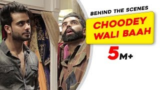 Behind The Scenes | Choodey Wali Baah Making | Mankirt Aulukh | Parmish Verma | Speed Punjabi