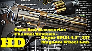 "Ruger Sp101 4.2"" 357Magnum Review (HD)"
