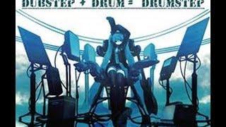 Drum + Dubstep = Drumstep   ۞  Vocaloid   ۞  Chibchombia CyberPunk Facebook