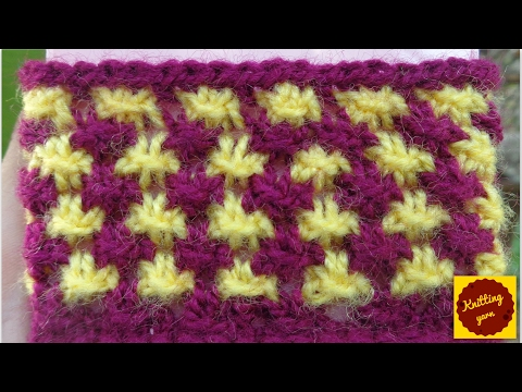 Star Stitch pattern