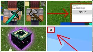 4 Simple but Cool Mods for Minecraft Pocket Edition
