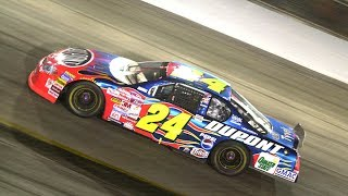 2001 All-Star Race: Gordon wins in a backup car