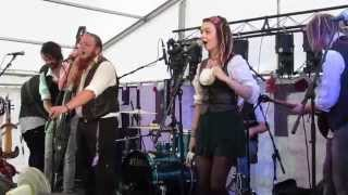 Black Water County - 'Loch Lomond'- Hen Fest, Wimborne - 20th June 2015