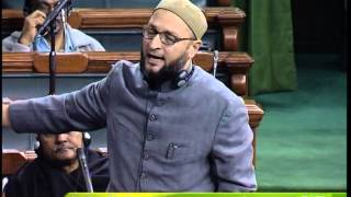 Asaduddin Owaisi speech in lok sabha on black money stashed abroad.