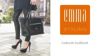 || Louboutin Lookbook || Emma Lightbown ||