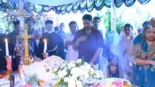 Funeral Leelamma kurian