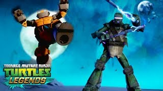 Donatello Mutant Apocalypse and Metalhead. Ninja Turtles Legends gameplay Episode 513