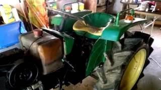 Yanmar  Ym 1500 Tractor / Channel Update