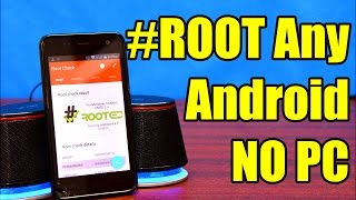 How to ROOT Any Android Device Without A Computer |One Touch Root (2016)
