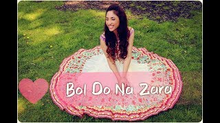 Bol Do Na Zara Cover by Suprabha KV | Azhar