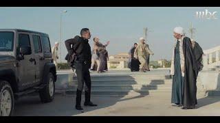#نسر_الصعيد زين القناوي يقتل هتلر بالرصاص أمام قاعة المحكمة