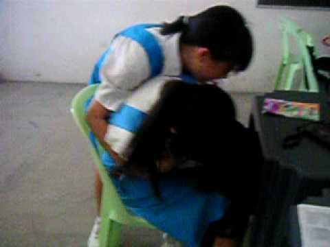 Emma raping her sister..Hoi Yen