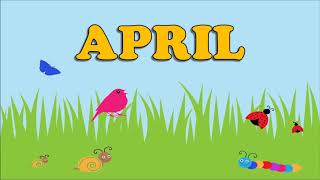 The Months of the Year Song | 12 Months of the Year Song for Kids | Silly School Songs
