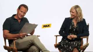 MAX 60 Seconds with The Conjuring's Vera Farmiga (Cinemax)