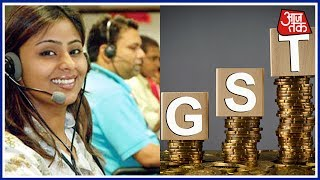 Shatak Aaj Tak: GST Call Centres To Go Live On June 25 To Support Taxpayers' Transition