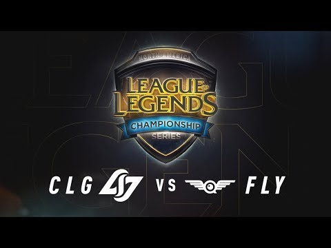 Xxx Mp4 CLG Vs FLY Regional Qualifier Day 2 NA LCS Summer Split Game 3 CLG Vs FlyQuest 2017 3gp Sex