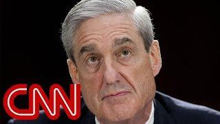 Robert Mueller delivers Russia report to Justice department