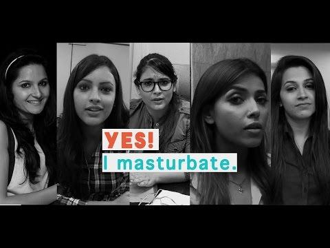 Yes! I Masturbate