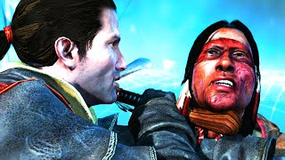 Assassin's Creed Rogue All Assassinations Dialogue