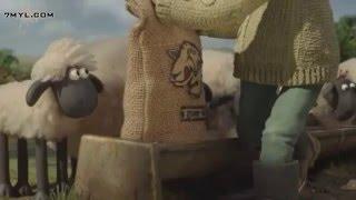 قصة فيلم كرتون الخروف شون ذا شيب shaun the sheep 2015 عربي كامل   YouTube
