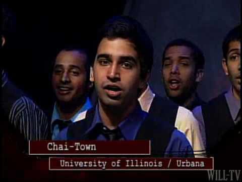 Dhadke Jiya - Call - Chai-Town (a cappella) [Live] -