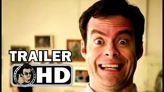 BARRY Official Trailer #2 (HD) Bill Hader HBO Assassin Comedy Series